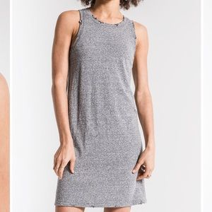 The Triblend Muscle Dress